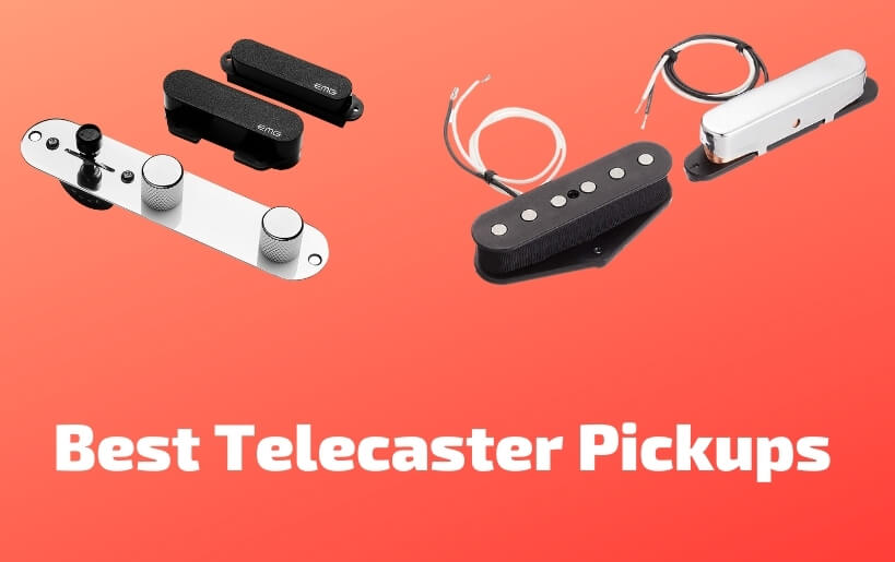best telecaster pickups