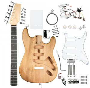 DIY guitar kit