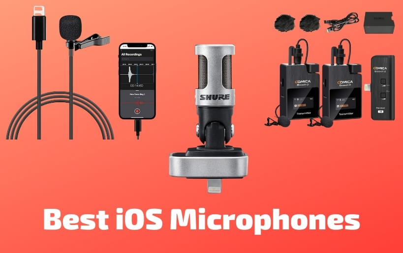 Best iOS Microphones