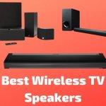 10 Best Wireless TV Speakers To Buy In 2021