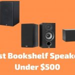 10 Best Bookshelf Speakers Under $500 To Buy In 2021 (With Buying Guide)