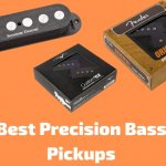 Top 5 Best Precision Bass Pickups 2021 - Reviews & Buying Guide