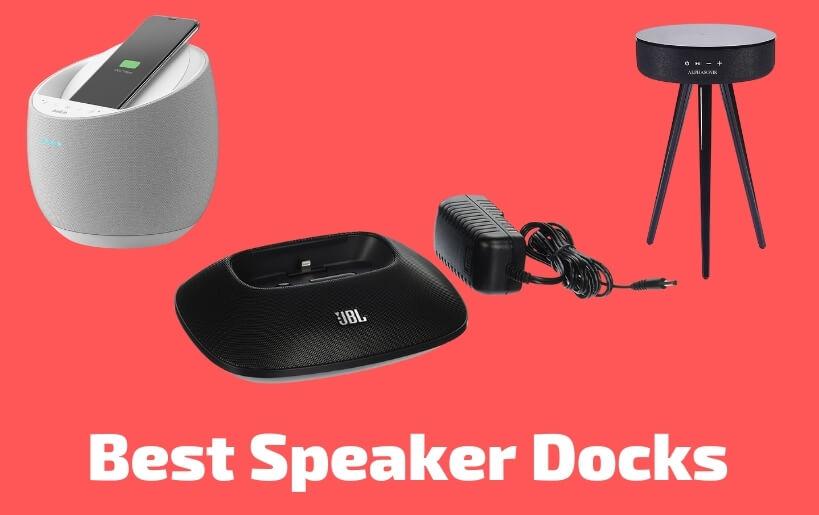 best speaker docks