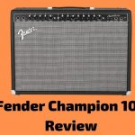 Fender Champion 100 Review